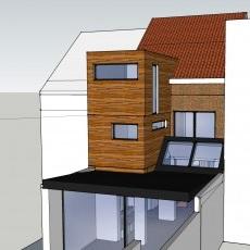 Renovatie woning Strijdersstraat